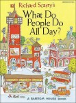 Good question, Richard Scarry.